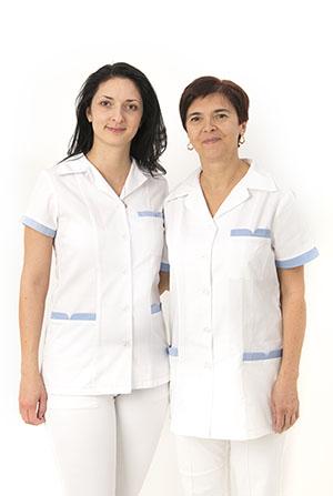 Dr. Dalmadi Lilian és Dr. Bóne Lilian